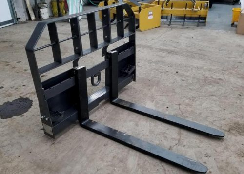 "Forks - Skid Steer 42"" Heavy Duty"