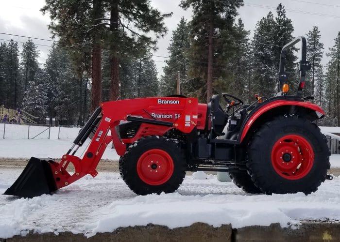 Branson 5835R Tractor Loader