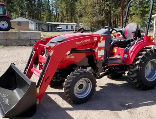 What's the Difference Between Hydrostatic vs. Manual Tractors?