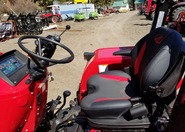 Mahindra 4540 Tractor Loader