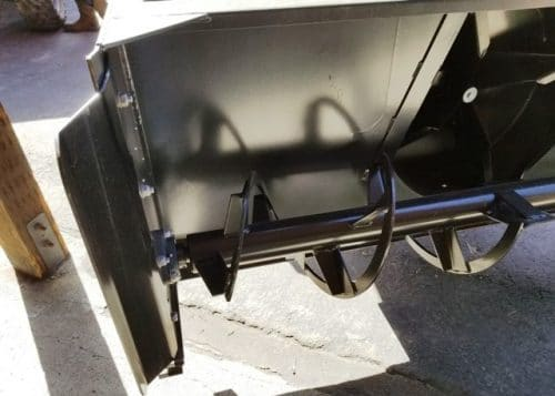 "Snow Blower - Rear Mount 72""-76"""