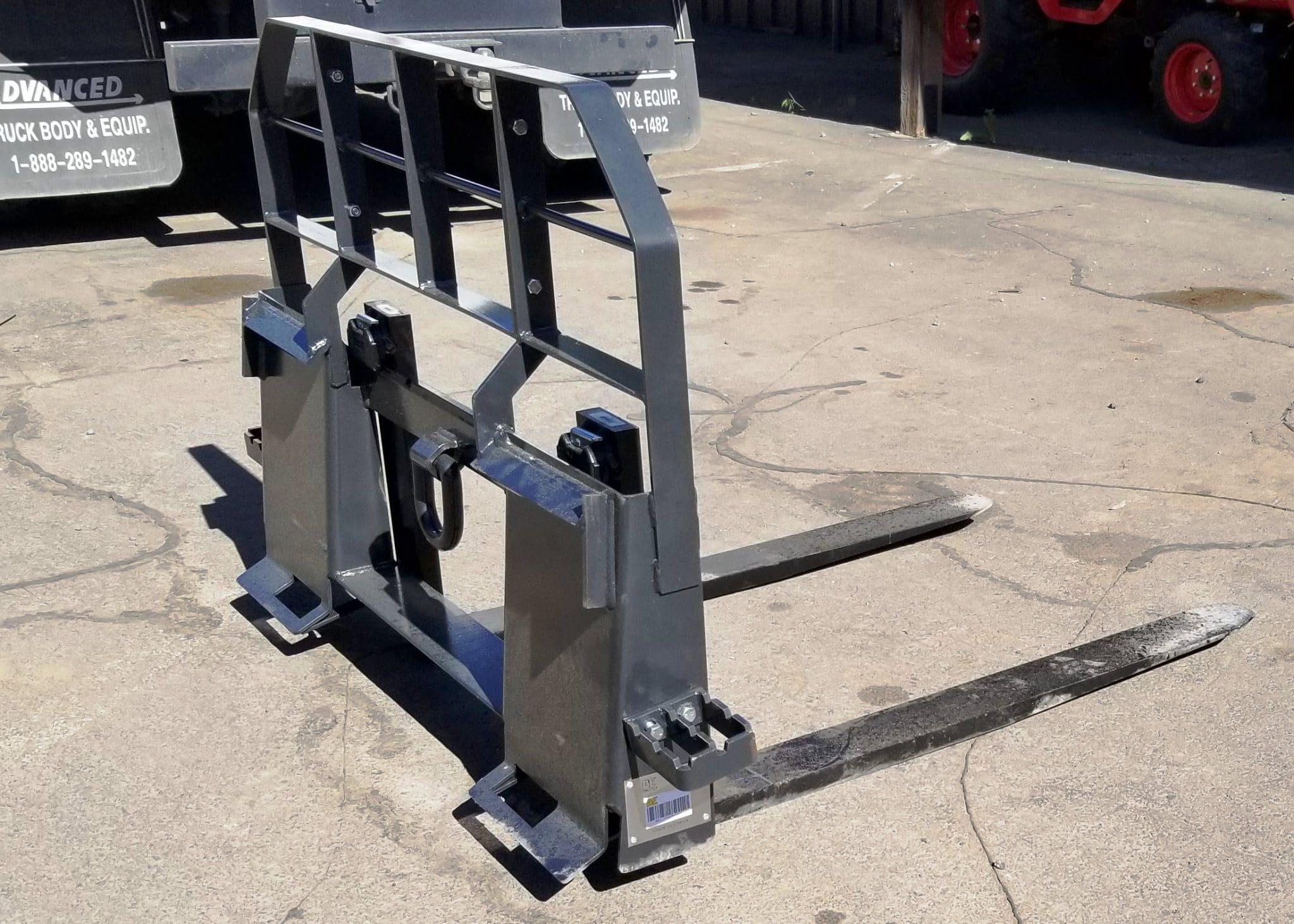 Forks – Skid Steer 42″ Standard Duty