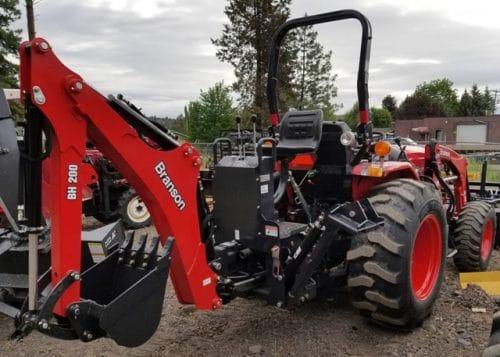 Branson 4820R Tractor Loader Backhoe