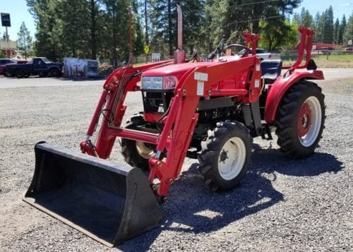 Used Jinma 284 Tractor Loader