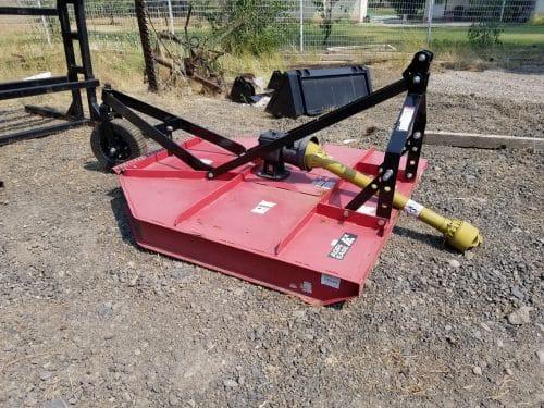 Mower - Used 5' Braber Mower